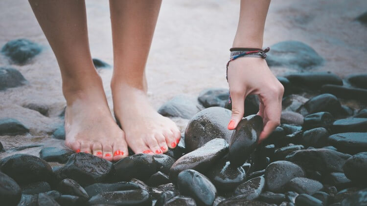 Tratar el dolor de pies