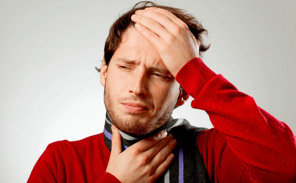 Cómo tratar el dolor de garganta