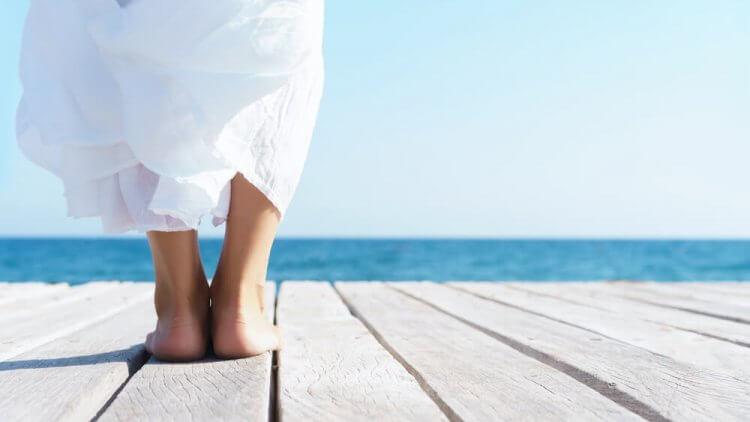 Consigue unos pies perfectos este verano