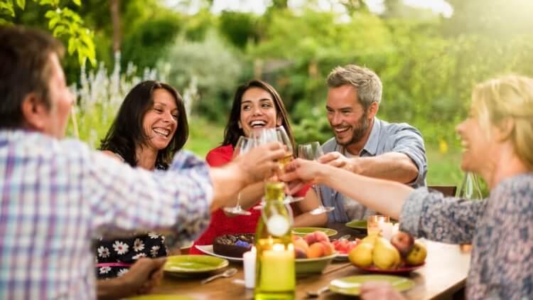 4 pautas para no cometer demasiados excesos en vacaciones
