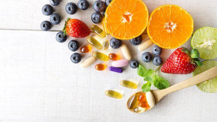 Vitaminas, ¿qué hacen en nuestro cuerpo?