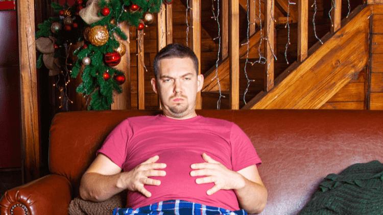 Digestiones pesadas durante las fiestas